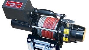 Автомобильная электрическая лебедка Come Up DV-6000S 12V.